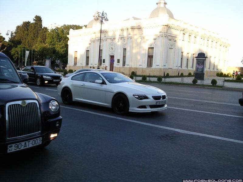 White B6 Coupe