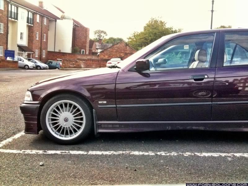 Purple E36 B3