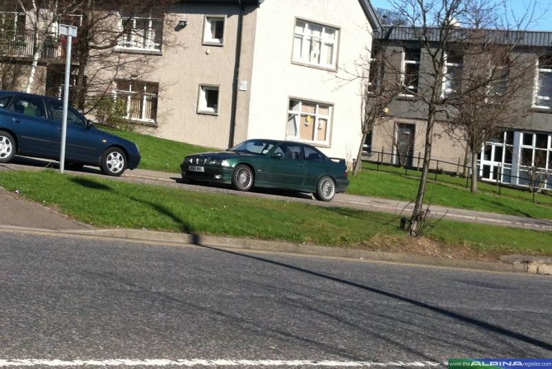 Green E36 B3
