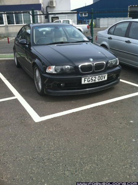 Black B3 Coupe