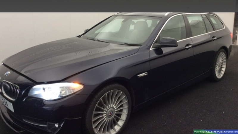 theALPINAregister.com :: View topic - Alpina D5 touring for sale ...