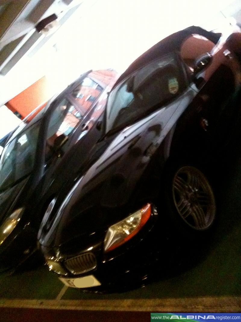 Black Roadster S