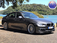 ALPINA B3 Bi Turbo saloon