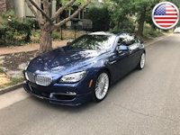 ALPINA B6 Bi-Turbo Gran Coupe coupe