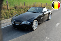 ALPINA Roadster S convertible