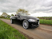 BMW ALPINA D4 Bi-Turbo Convertible No. 018